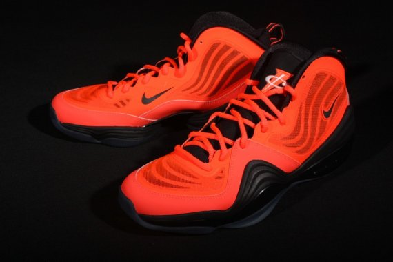 on sale c0d4f 2b2bb Nike Air Penny V (5) Color  Bright Crimson Black Style  537331-800.  Release  01 26 2013. Price   165.00