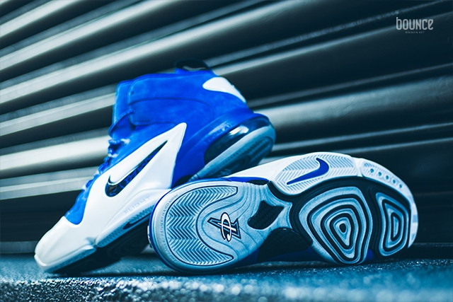 info for 66f3e 6e567 Nike Air Penny 6 (VI) Color  Game Royal Black-White Style  749629-401. Release  Date  11    2015. Price   185.00
