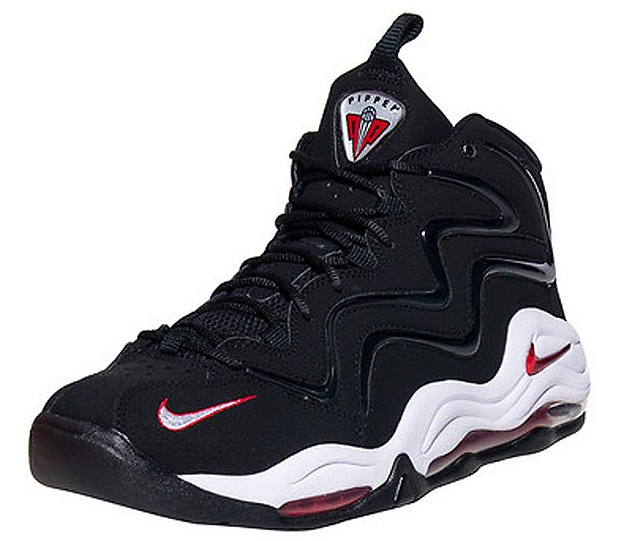 Nike Air Pippen 1 Black Varsity Red White Air 23 Air