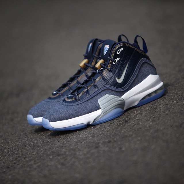 "newest collection 6d4b9 98431 Nike Air Pippen 6 ""Denim"""
