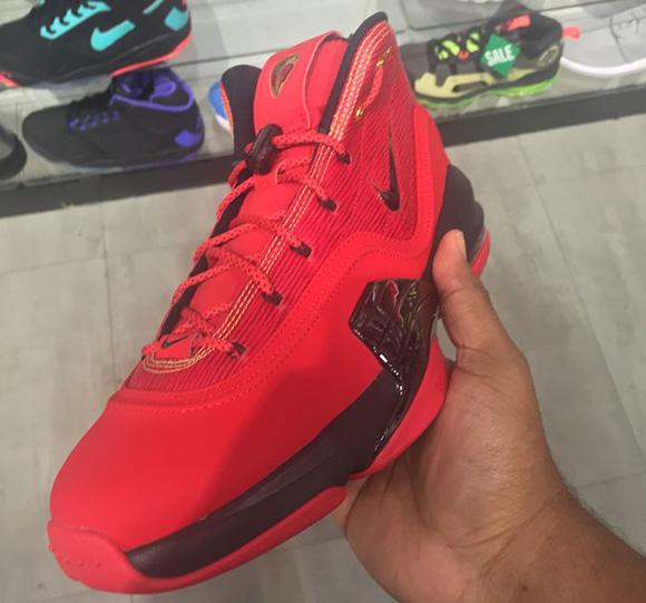 bc039c018c07b Nike Air Pippen 6 - Red  Black - Air 23 - Air Jordan Release Dates ...