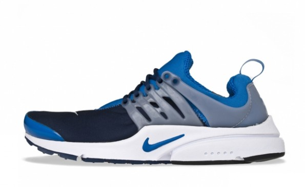 Nike Air Presto Color  Midnight Navy  Blue Spark- Wolf Grey Style  347635 -406 c318680f21