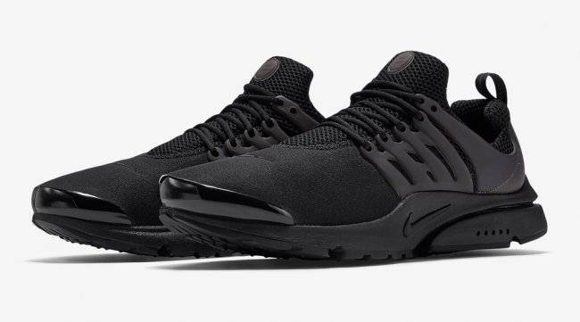 nike air presto blackout