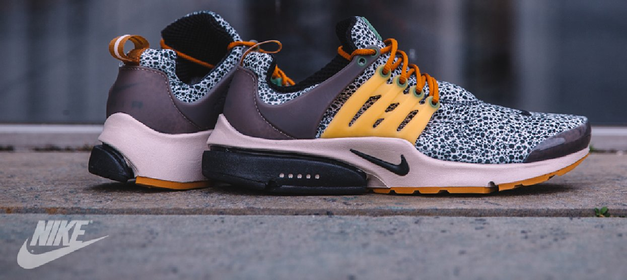 Safari theme can now be used in Air Max 1 Ultra Flyknit via