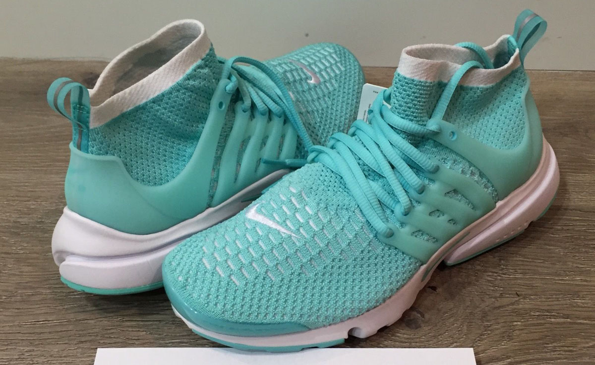 nike womens air presto flyknit ultra hyper turquoise. Black Bedroom Furniture Sets. Home Design Ideas