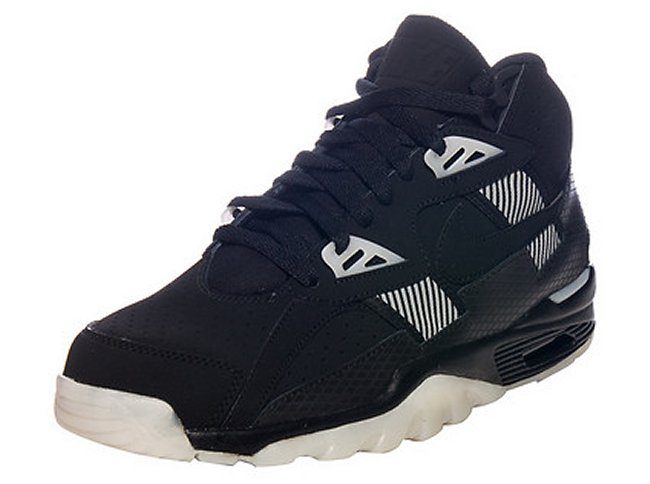 new style 89b97 5a095 NIKE AIR TRAINER SC WINTER BLACK SAIL GUM WHITE BO JACKSON SZ 8-13 AA1120 -001