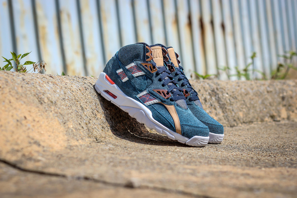 """finest selection 4f841 48290 Nike Air Trainer SC High """"Denim"""""""