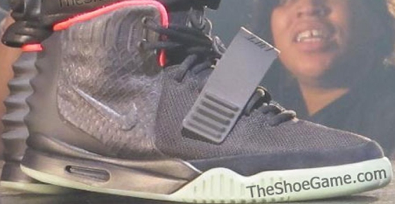 7738ee2c Nike Air Yeezy 2 NRG Pure Platinum Wolf Grey Kanye West Size 10.5 508214-010