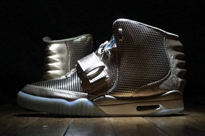 pretty nice ca5c6 aafd3 nike air yeezy 2 golden child