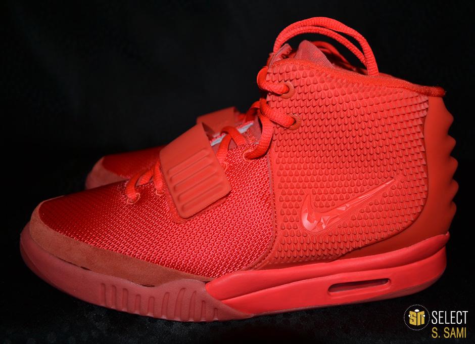 Nike Yeezy 2 II Red October 508214 660