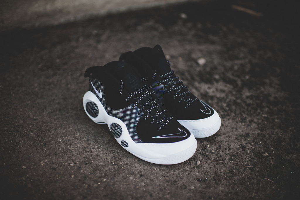 premium selection 91af5 65b1f Nike Air Zoom Flight 95 SE - Black  White-Metallic Silver - New Images - Air  23 - Air Jordan Release Dates, Foamposite, Air Max, and More