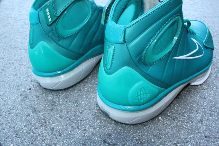 07d904159681 Nike Air Zoom Huarache 2K4 - Lush Teal New Green