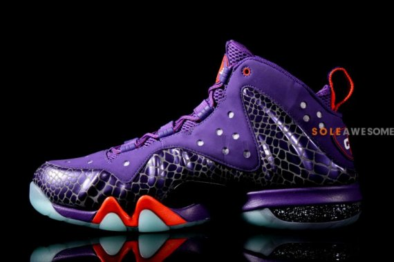 reputable site 375d6 5ced7 Nike Barkley Posite Max Color  Court Purple Team Orange Style  555097-581.  Release  05 18 2013. Price   235.00