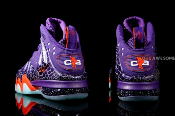 new concept 83311 cc559 Color  Court Purple Team Orange Style  555097-581. Release  05 18 2013.  Price   235.00. Nike Barkley Posite Max Phoenix Suns 555097-581 Size 13