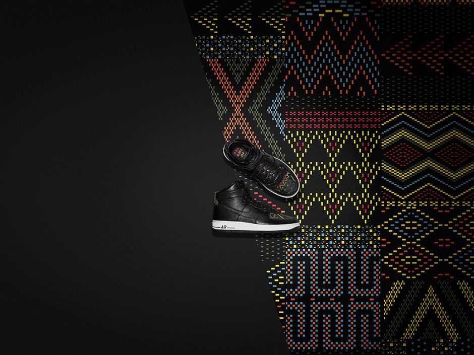 Nike 2016 Black History Month Collection Air 23 Air