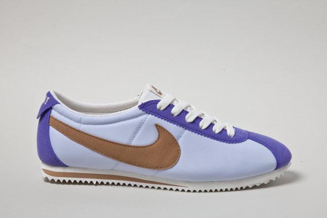 check out c2187 99e50 Nike Cortez Basic Nylon Black White Metallic Silver 819720-011 Men s 8.5-11  NEW