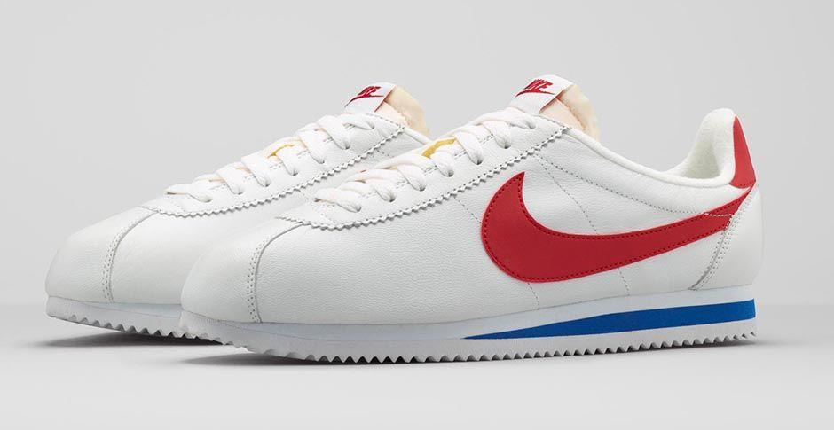 3957e654 Reminder: Nike Classic Cortez - White / Varsity Red-Varsity Royal ...