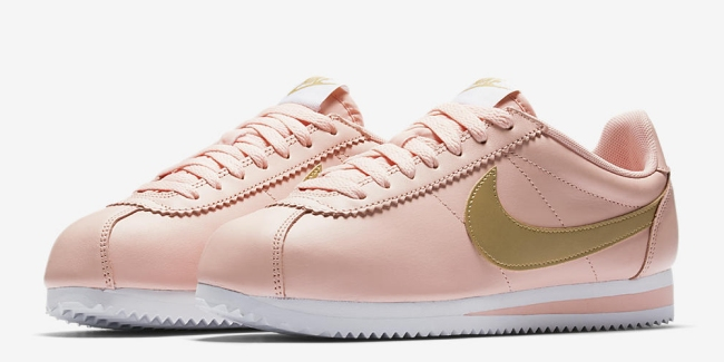 nike classic cortez arctic orange