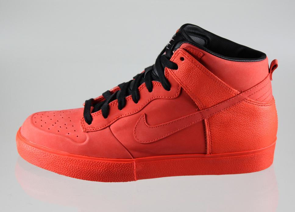 Nike Dunk High AC VT – Max Orange/Black