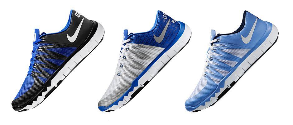 Nike Free Trainer 5.0 \u0026#39;Duke\u0026#39; Color: Black/White/Game Royal Style: 723939-041. Release Date: 10/30/2015. Price: $110