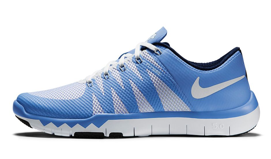 bbb1f052809e Nike Free Trainer 5.0 V6 AMP Michigan State Spartans Mens Shoes 14 723939  300