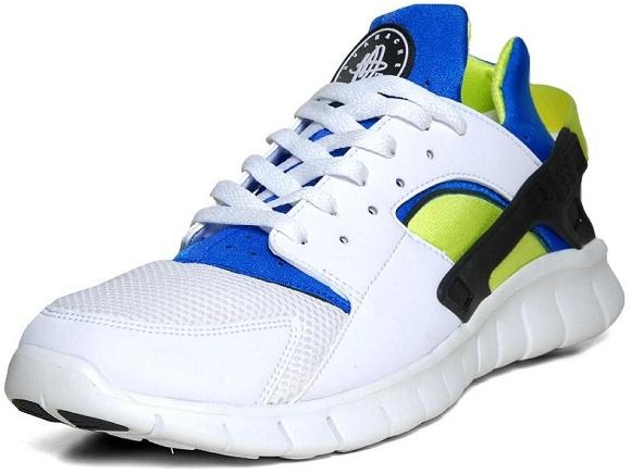 b6b62e41250d0 Men s Nike Huarache Free Run Running Shoe Size 12