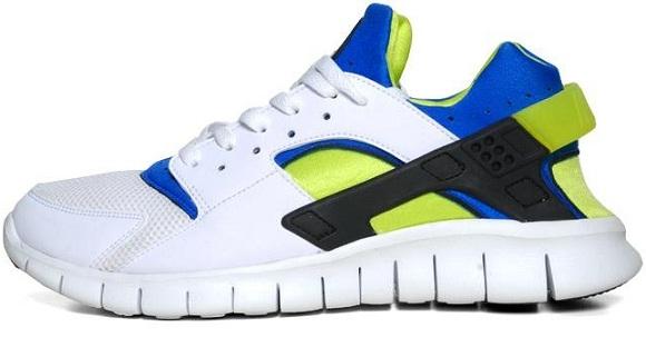 bdebdca8e7f2 ... promo code for mens nike huarache free run running shoe size 12 abadb  59c98
