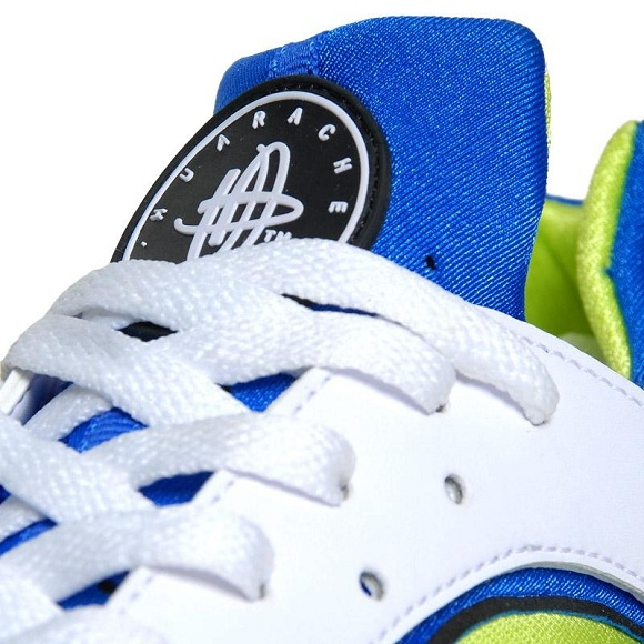 51597f281eef7 Men s Nike Huarache Free Run Running Shoe Size 12