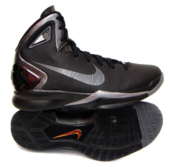 2a18bc95dc5e NIKE HYPERDUNK 2010 – HIGHLIGHTER PACK ELECTRIC GREEN BLACK 407625-300 SIZE  7.5