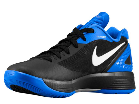 Nike hyperdunk 2011 low blue