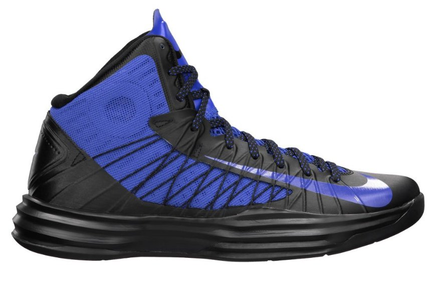 sports shoes f6f00 80919 Nike Hyperdunk 2012. Color  Black Game Royal Style  524934-005. Price    140.00