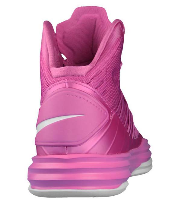 """quality design 6dab1 1e116 Nike Hyperdunk 2012 """"Think Pink"""" Color  Pink Fire Wolf Grey-White Style   524934-601. Price   139.00"""