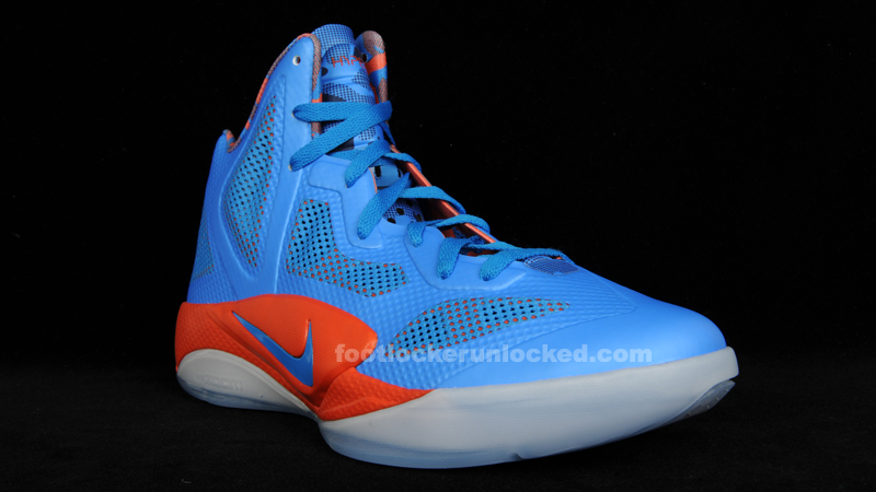 sneakers for cheap 81b9e 726d2 Nike Hyperfuse Russell Westbrook PE