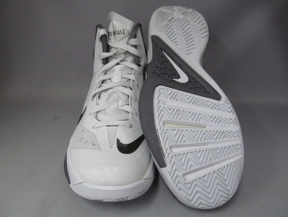 best loved f417a 736d0 Nike Hyperfuse 2013. White  Grey 615896-004. Nike Mens HyperFuse