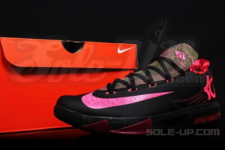 282388f3d3cb Nike KD VI (6) - Black  Black-Rose Pink
