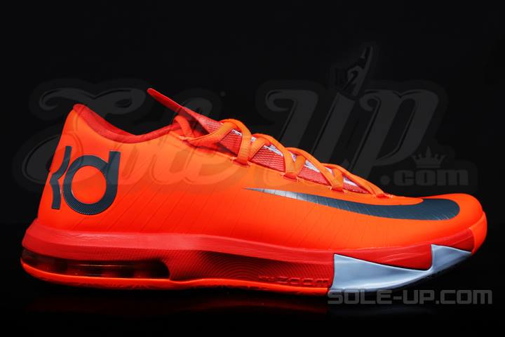 Nike Zoom KD 6 Beige Orange