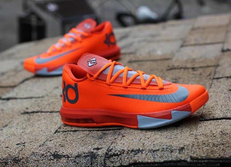sneakers foamposite kd 6 nike