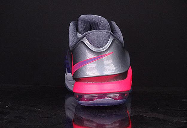 Nike KD VII 7 Elite size 11 Gym Blue/Metallic Silver 724349-404. 8 bhm all  star.
