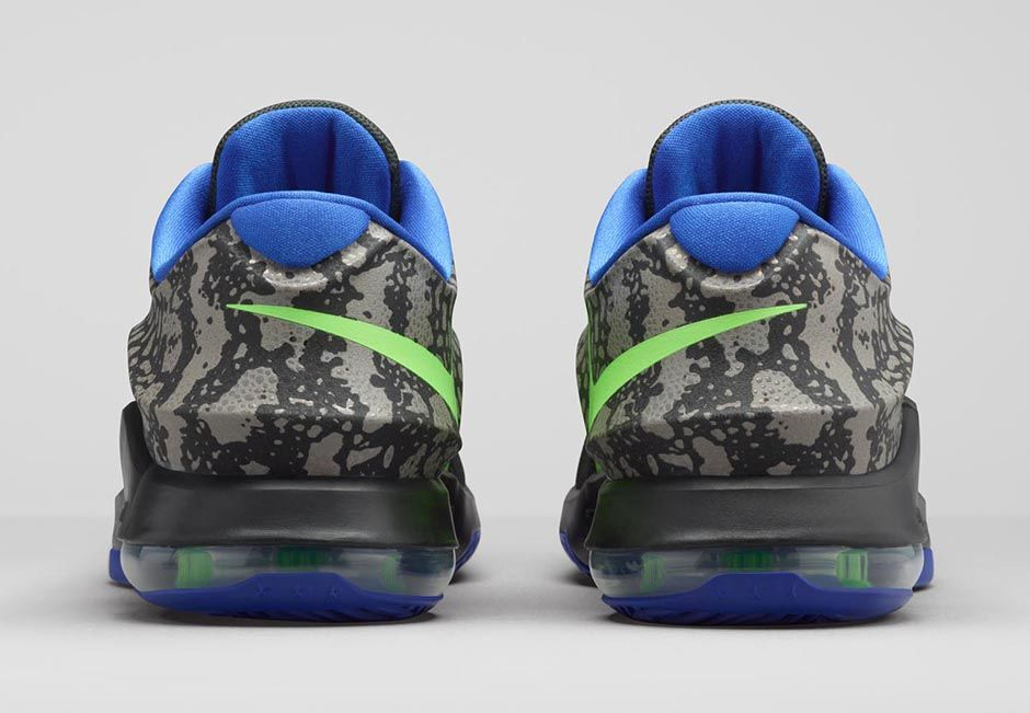 "96905e09b8f8 Nike KD 7 ""Electric Eel"" Official Images"
