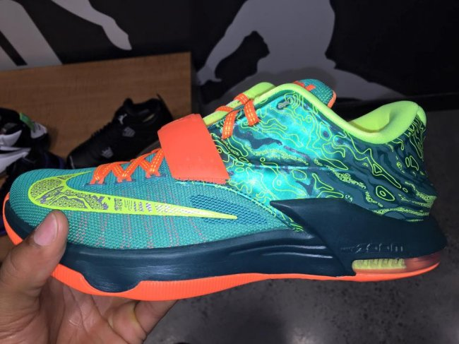 cheap for discount c173e 356ed You ll be able to get the Nike KD 7 Weatherman in stores starting March 3,  priced at  150. From Icysole.
