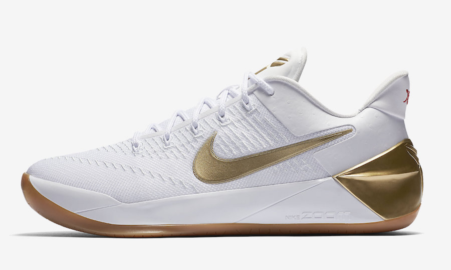 newest a5e51 bece3 Nike Kobe A.D Oregon 922026-001 Mens Black Yellow Strike Ducks Bryant NEW  DS PE