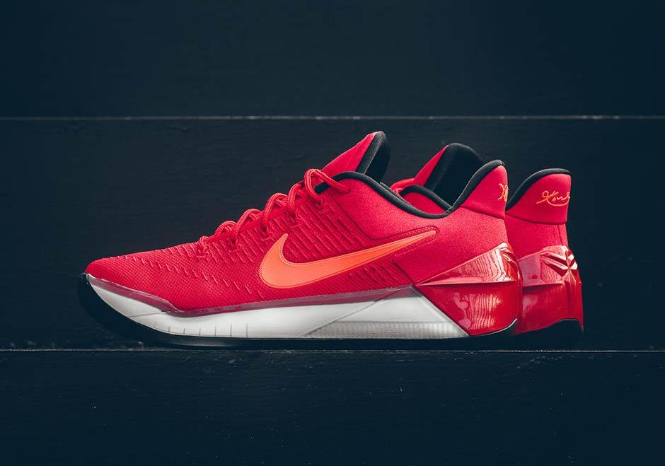 95b63cad3a0c Nike Kobe A.D. University Red - Air 23 - Air Jordan Release Dates ...