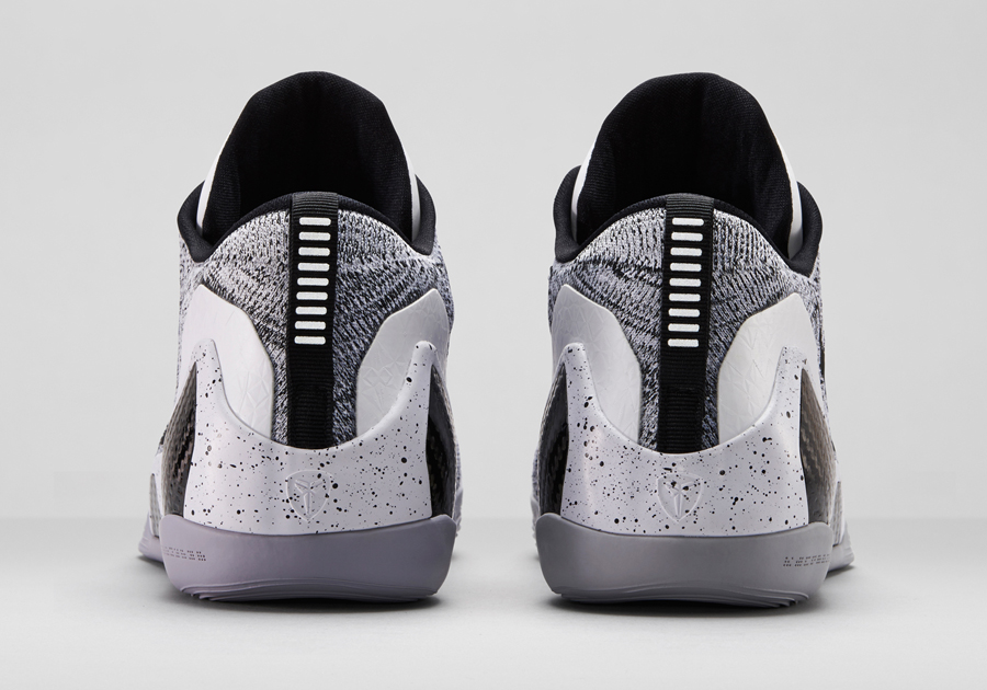 detailed look ab223 af38d Nike Kobe IX 9 Elite Low Moonwalker Hyper Grape Silver 2014 Men s Shoes  Size 10