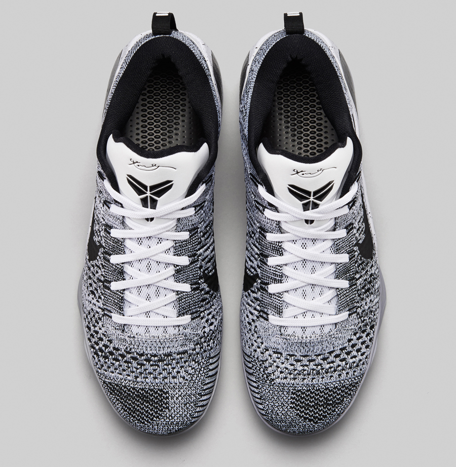 detailed look e258f 27738 Nike Kobe IX 9 Elite Low Moonwalker Hyper Grape Silver 2014 Men s Shoes  Size 10