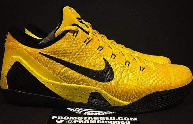 b928191d8602 Nike Kobe 9 Elite Low