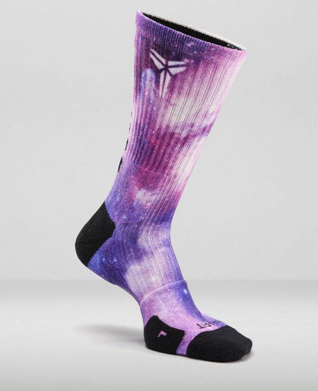 detailed look f5e60 e4071 Nike Kobe IX 9 Elite Low Moonwalker Hyper Grape Silver 2014 Men s Shoes  Size 10