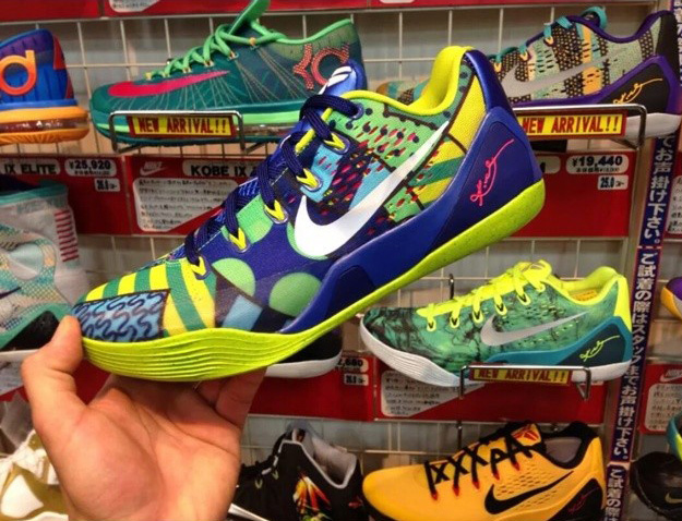 2d3eed1f77b kobe ix Archives - Page 3 of 3 - Air 23 - Air Jordan Release Dates ...
