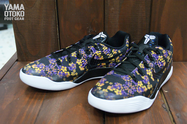 the best attitude 127f8 73782 Nike Kobe 9 (IX) EM QS GS Color: Black/Black-Court Purple-Tour Yellow  Style: 677619-001. Release: 06/14/2014