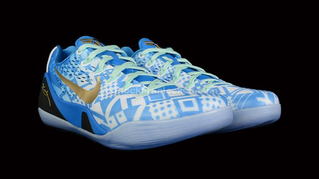 3795b1ea41c4 Nike Kobe IX (9) EM Color  Hyper Cobalt White-Photo Blue-Action Red Style   646701-414. Release  07 25 2014. Price   160.00