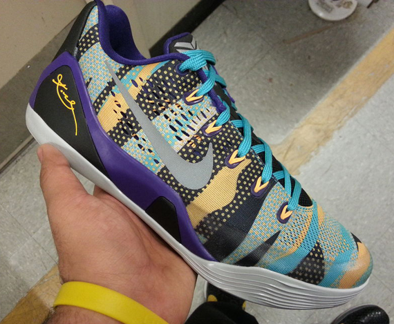"buy popular 623e6 489f2 Nike Kobe 9 (IX) EM ""Unleashed"" Images and Release Info"